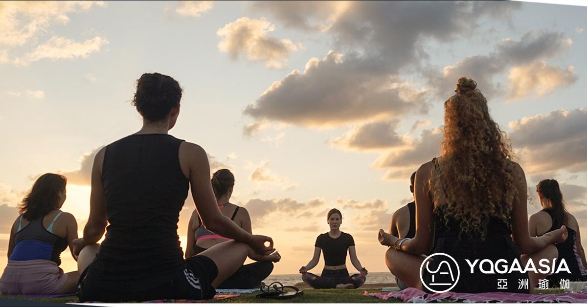 三招讓你每天練瑜珈