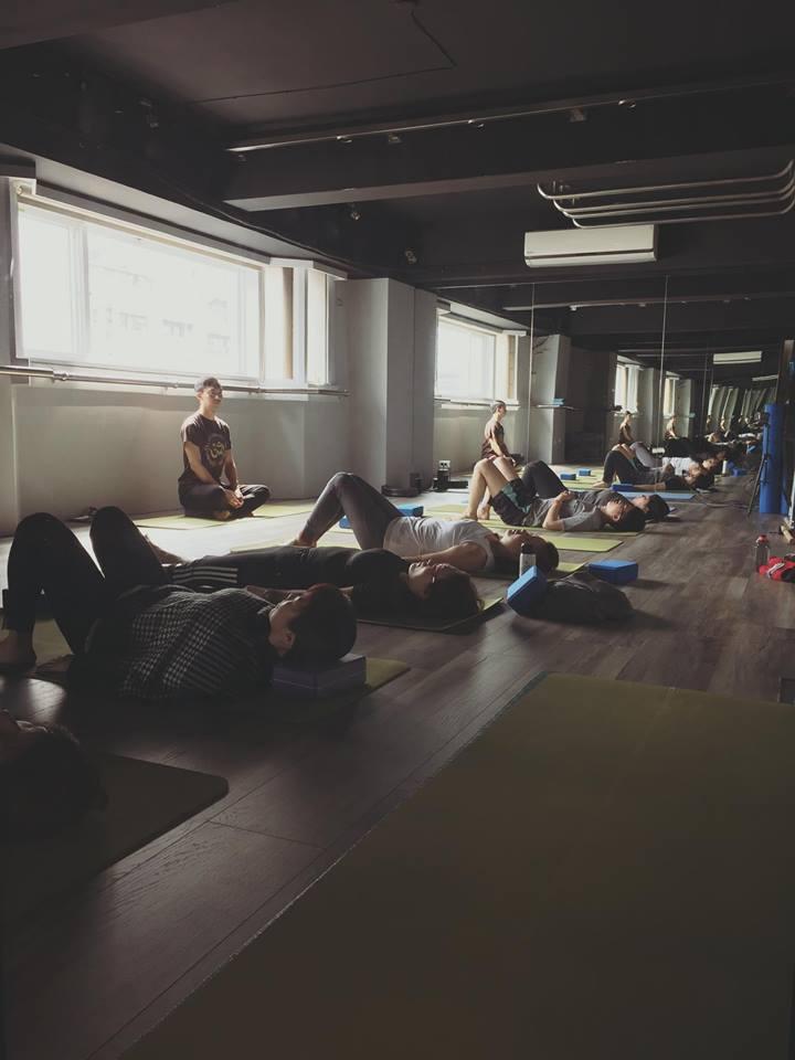 Yoga Mindon 瑜伽療癒學院